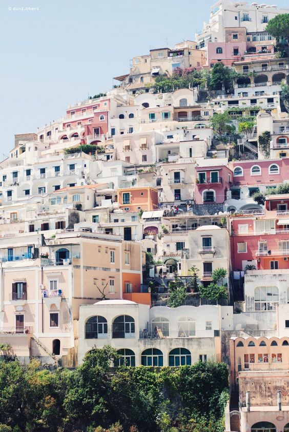 Positano Italy Fashion Trends by Palm Collective 5