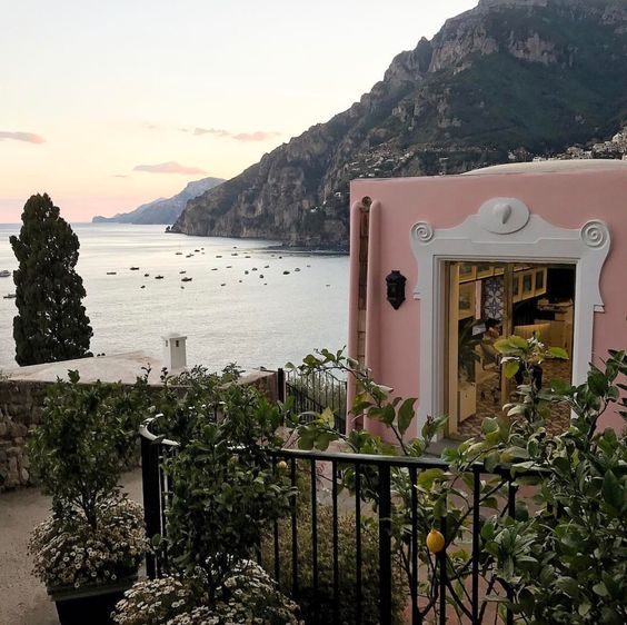 Positano Italy Fashion Trends by Palm Collective 3
