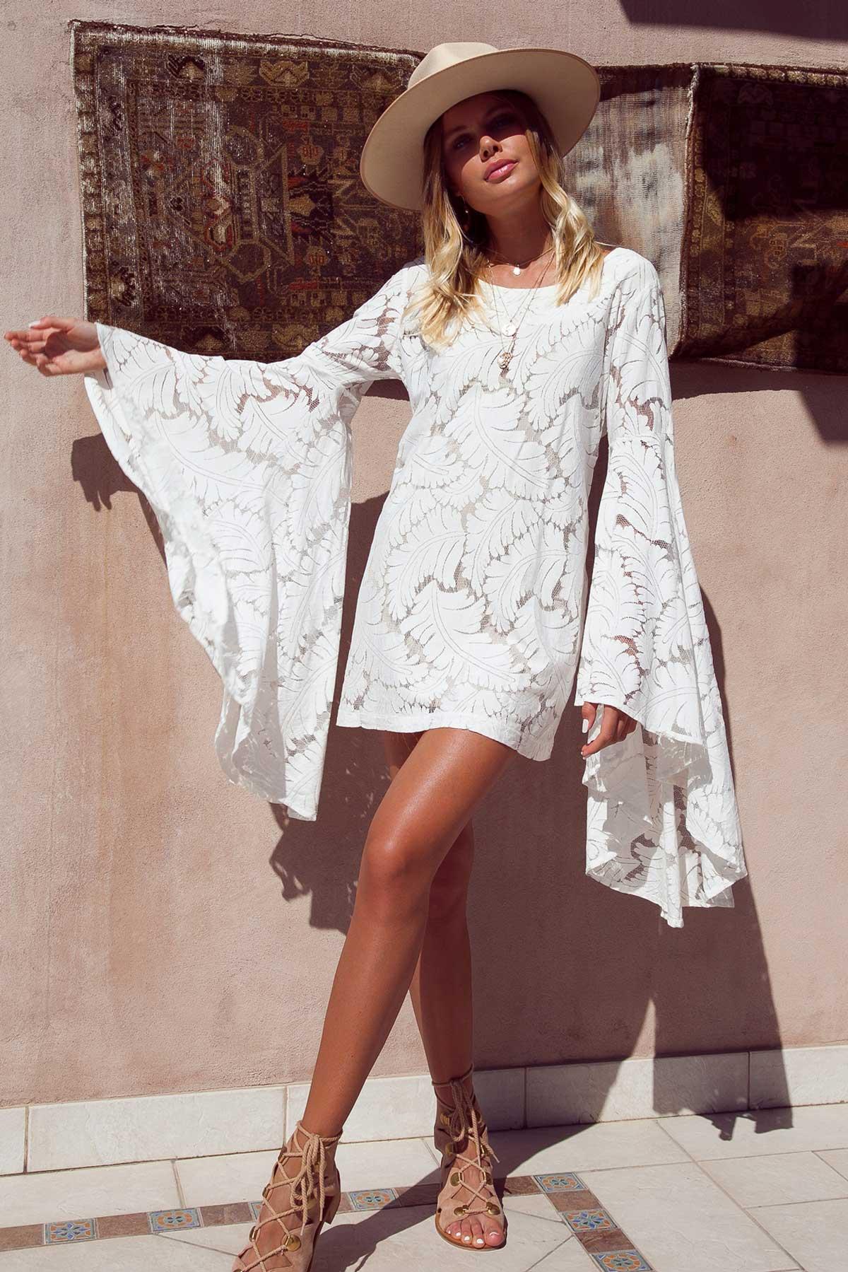 b99770158b8d2 PC-fleur-lace-dress-bohemian-bell-sleeves-hippie-