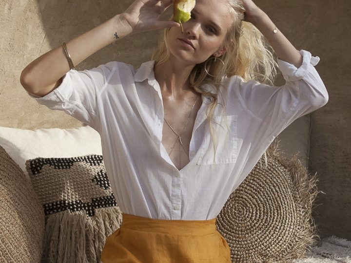 Linen Love- Must Have Modern Linen Clothing Styles This Summer