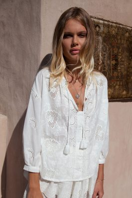 P-C-Grace-Bohemian-White-Blouse-Gypsy-style-with-sleeves-and-lace-embroidery-detail-by-Palm-Collective
