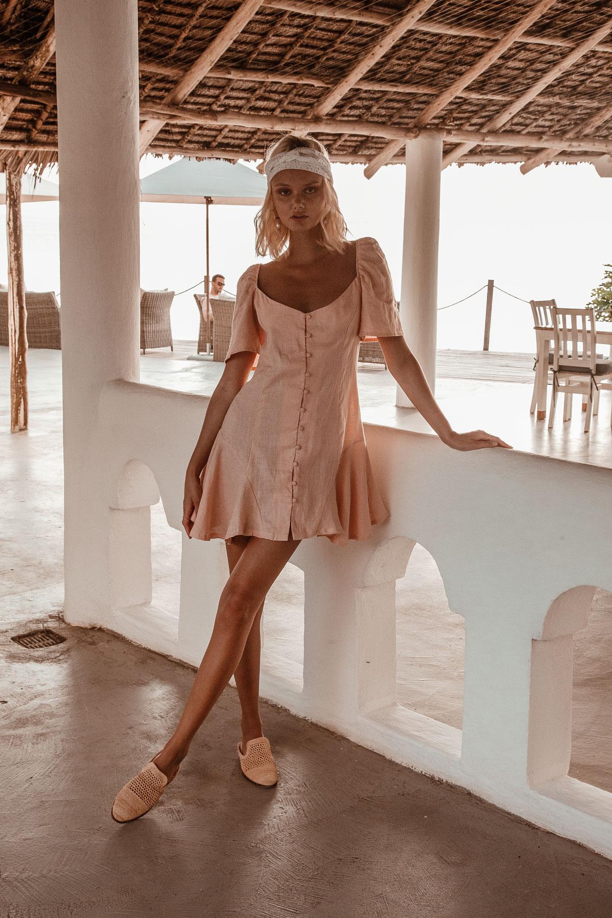 Wholesale Linen Clothing Brands Australia Palm Collective