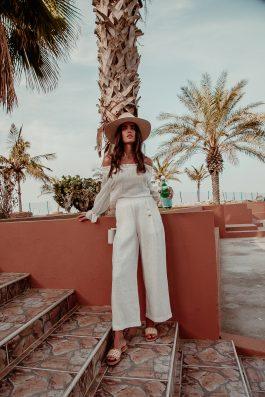 White Linen Pants Buy Online Australia. 6