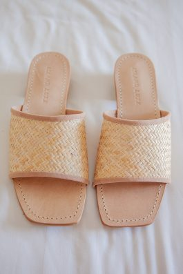 ladies woven rattan heels wholesale and retail buy online