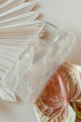 Palm Collective Sustainable Shell Phone Case Mother of Pearl real shell Iphone 12 pro case-20